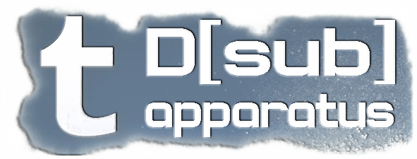 Follow D[sub] Apparatus on Tumblr